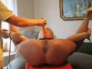 German Squirting BDSM 5 In 1 Vid Txxx Com