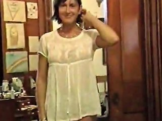 Mature Head 77 Married American Woman On Vacation In