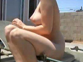Backyard Sunbathing Free Amateur Porn Video A0 Xhamster