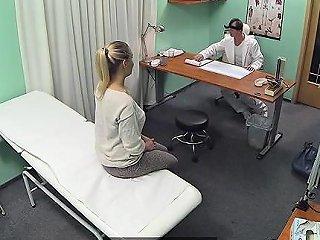 Fake Doctor Gets Her Fur Pie Hammered Inside Fake Hospital Drtuber