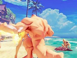Street Fighter V Take 1