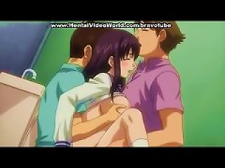 Threesome With  Teen Schoolgirl