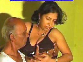 Nasty Indian Milf Is...