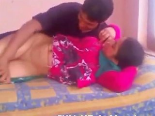 Indian Girl Moaned By...