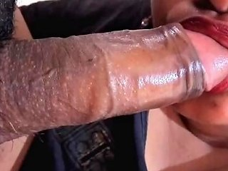 Red Lips Blowjob And...