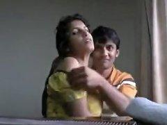 Indian Big Tits Sucking