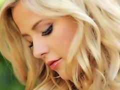 Outdoor Sensations Along Blondie From Playboy