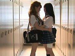 How Asian Tranny Fucks A Cute Asian Student Chick Hard