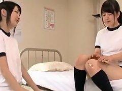 Crazy Japanese Girl In Hottest Cumshot Blowjob Jav Scene