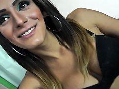 Latina Ts Debora Mastroneli Barebacked Drtuber