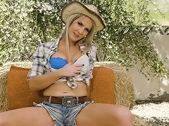 Kayleigh Coxx In Cowgirls Just Wanna Have Fun Transangels Upornia Com