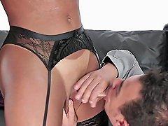 Brazilian Shemale Anal With Cumshot