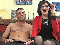 Hot Shemale Seduction With Cumshot Segment