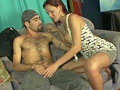 Red Head Tranny Bareback Latinos Ass