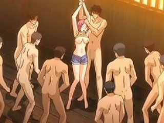 Hentai Coeds Groupsex And Gangbang By Some Brats