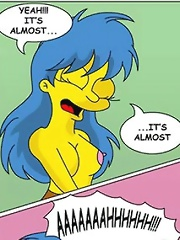 Tempting and humiliated Marge for the first time^XL Toons Cartoon porn sex xxx cartoons toon toons drawn drawings free